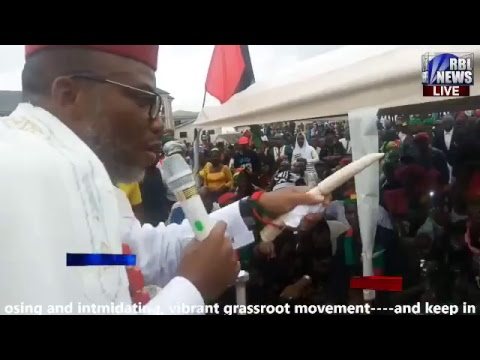 IPOB AND RADIO BIAFRA ARE ETERNALLY DEDICATED TO THE DEFENCE OF THE HUMANS RIGHTS OF BIAFRAS