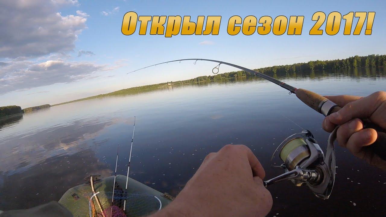 судак на спиннинг весной видео