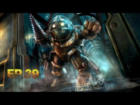 Bioshock : Walkthrough en Español / El casco de Big Daddy Ep 39