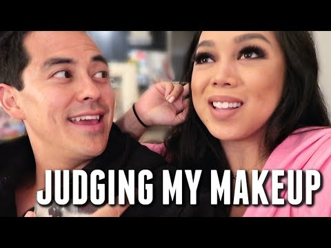 Husband judges my makeup - itsjudyslife thumbnail