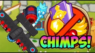 Bloons TD 6 - CHIMPS MODE - Town Center