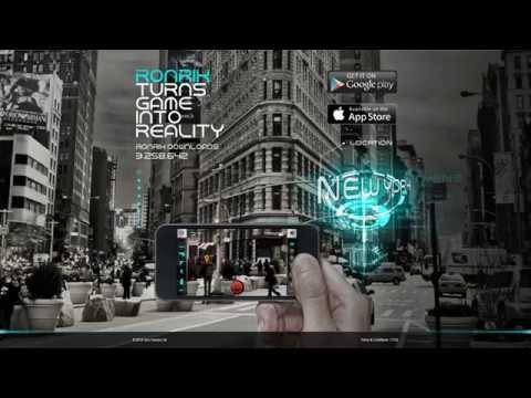 Top Augmented Reality Games, Social Reality Gaming Application | RONRIK