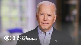 Joe Biden 2020: Former vice president officially enters presidential race