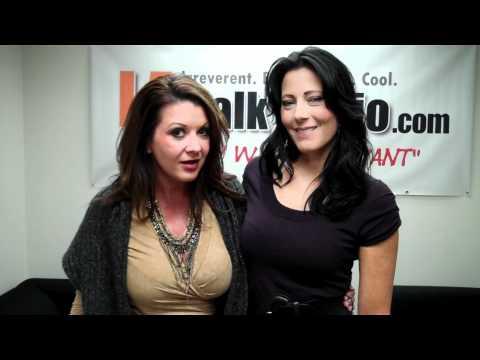 Taboo Topics: Raquel Devine w/ Adult Film Star Zoey Holloway!
