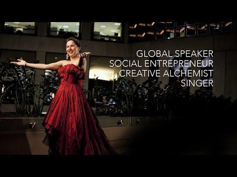 Tania de Jong AM highlights video – International Inspirational  Keynote Speaker (agent version)
