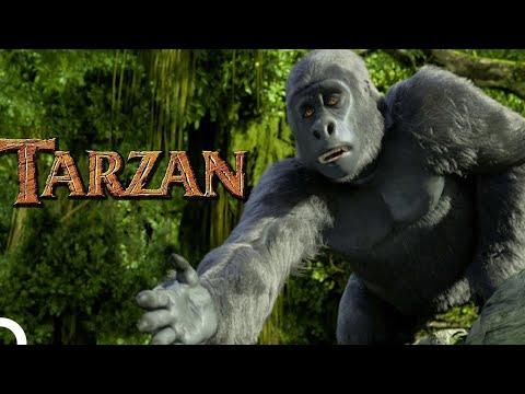 Tarzan - Çizgi Film (Türkçe Dublaj HD)