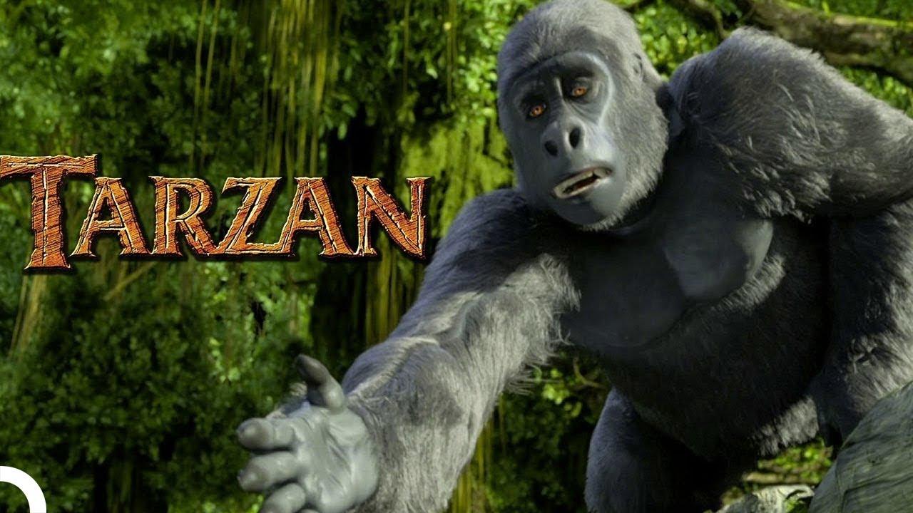 Download Tarzan - Çizgi Film (Türkçe Dublaj HD)