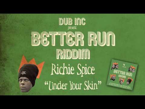 Richie Spice - Under Your Skin (Album