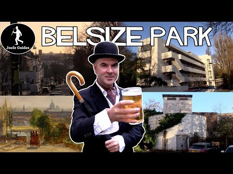 Belsize Park - Nostalgic London Walking Tour