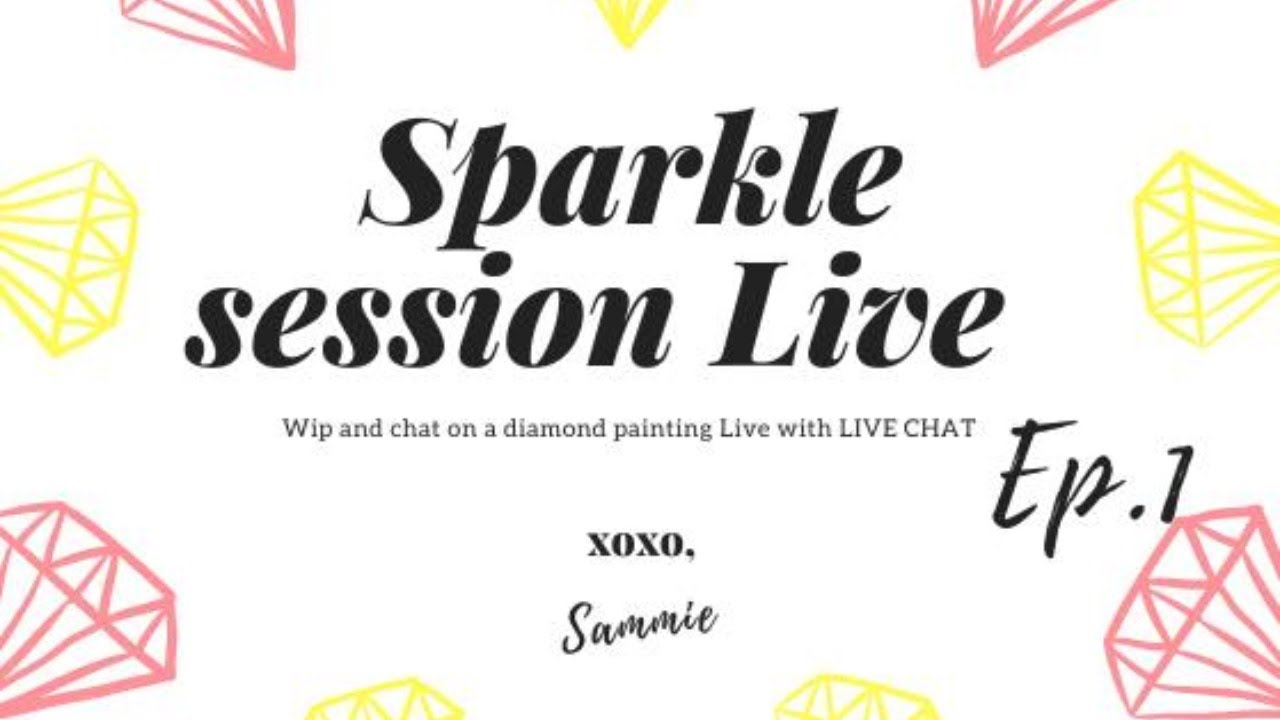 Sparkle Sesh.1 LIVESTREAM | I Choose You