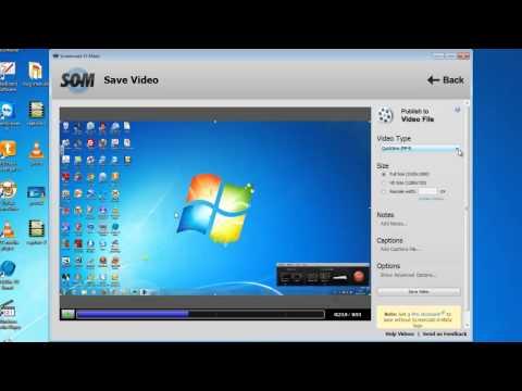 Creare un videotutorial con Screencast-O-Matic