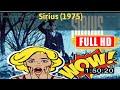 [ [R3VI3W VLOG] ] No.49 @Sirius (1975) #The1105rodbz