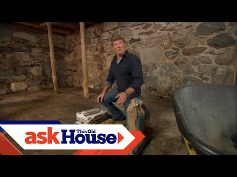 Understanding Concrete, Cement, and Mortar | Ask This Old House