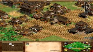 Repeat youtube video Age of Empires II - 30ª Partida Multijugador En Línea -  Nacho  y Fede