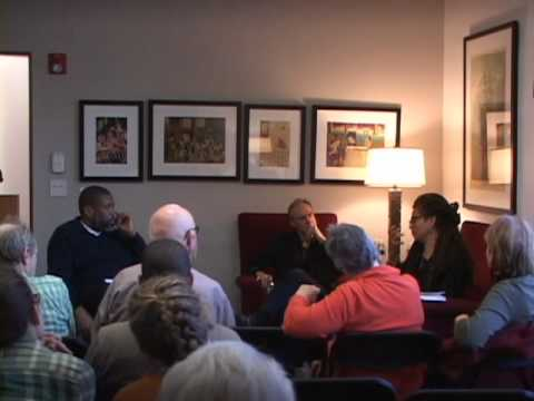 Nikky Finney and Tom Sleigh - The Distinguished Writers Series