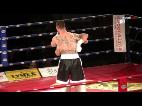Wideo: Daniel Bociański vs Mustafa Dogan