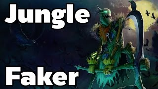 Fiddlesticks Jungle By Skt.Faker