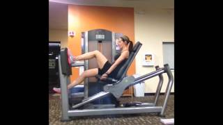 Leg and Glute Workout with Kelsey Byers