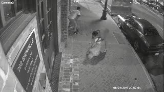 Brutal French Quarter robbery, attack (Graphic Video)