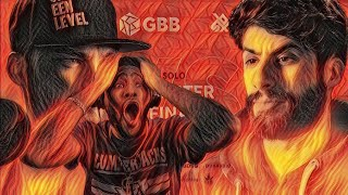 I LOST MY MIND AFTER THIS!!!! B-ART vs MB14 | Grand Beatbox Battle 2019 | 1/4 Final (Reaction!!!)