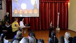 Позакласний захід з англійської мови. Конкурс ораторского мистецтва. 10-11 класи