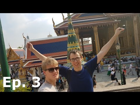 Bangkok - Grand Palace, Wat Pho & Golden Mountain