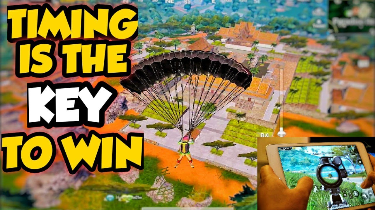 LEARN TO WIN THE EASY WAY | PUBG MOBILE SANHOK GAMEPLAY