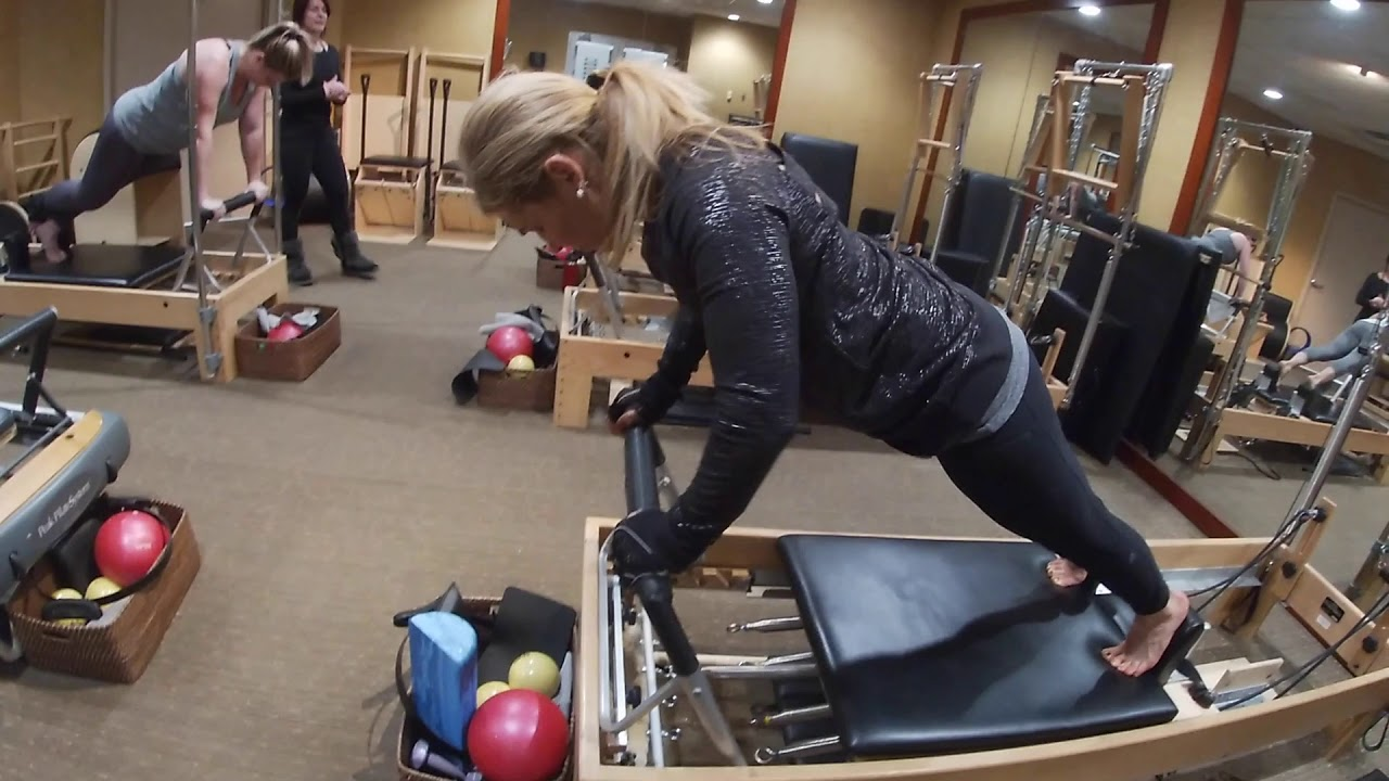 New Bodies with Reformer Pilates