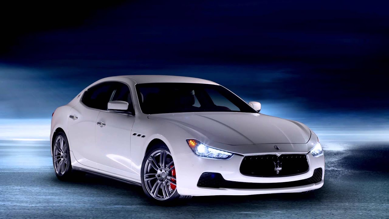 Iphone Default Wallpaper Discover The All New Maserati Ghibli Youtube
