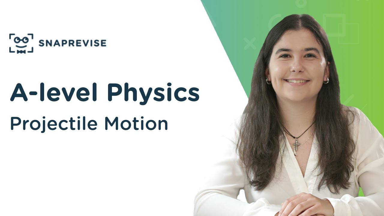 Download Projectile Motion | A-level Physics | OCR, AQA, Edexcel