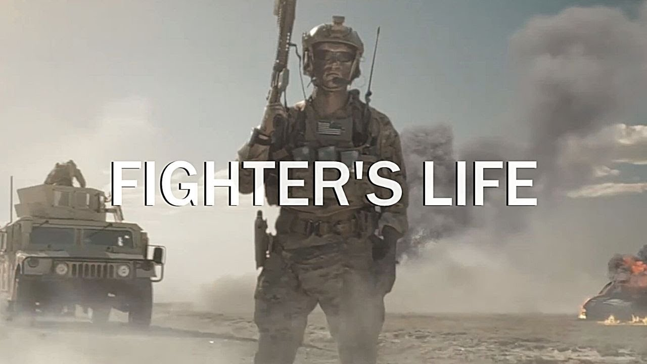 """Military Motivation - """"FIGHTER'S LIFE"""" (2020)"""