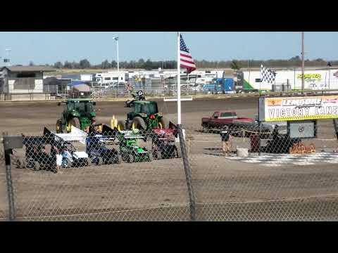 California Speed Week Lemoore Raceway 6/30/18 Restricted Qualifying