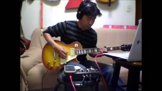 TOOTH AND NAIL (GUITAR COVER)YG完コピ大賞 次点