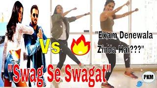 Swag Se Karenge Sabka Swagat Song Spoof || Exam Denewala Zinda Hai ||Salman Khan,Katrina Kaif🔥🔥🔥