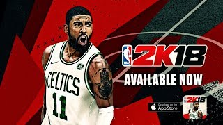 Nba 2K18 for iOS and Android
