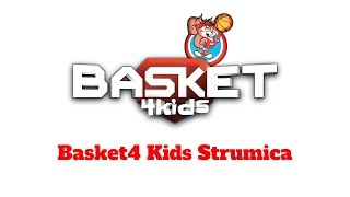 Basket 4 Kids Strumice turnir | Basket4Kids