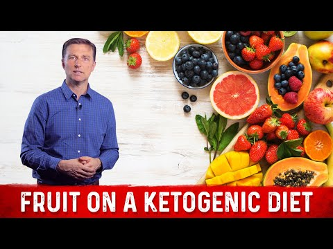 Fruit on a Ketogenic Diet - YouTube