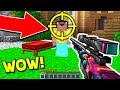 I CAN'T BELIEVE THEY ADDED GUNS IN MINECRAFT BED WARS! (Minecraft Trolling)