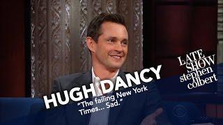 Hugh Dancy Says