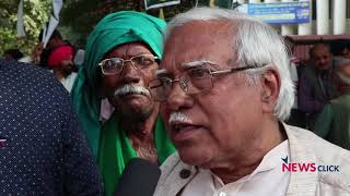 Modi Has Proven Himself to be an Enemy of the Farmers: Hannan Mollah