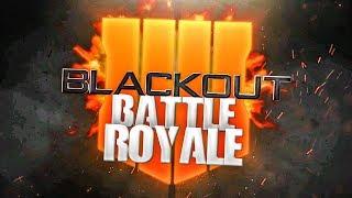 """BLACK OPS 4 Battle Royale GAMEPLAY"" - ⛔TODO SOBRE el ""MODO BLACKOUT"" de BO4⛔"