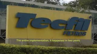 Tecfil on Infor LN: A Customer Innovation Study