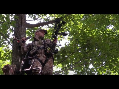 What NOT To Do When Hanging Ladder Stands | Steve Bartylla @deerhuntingmag