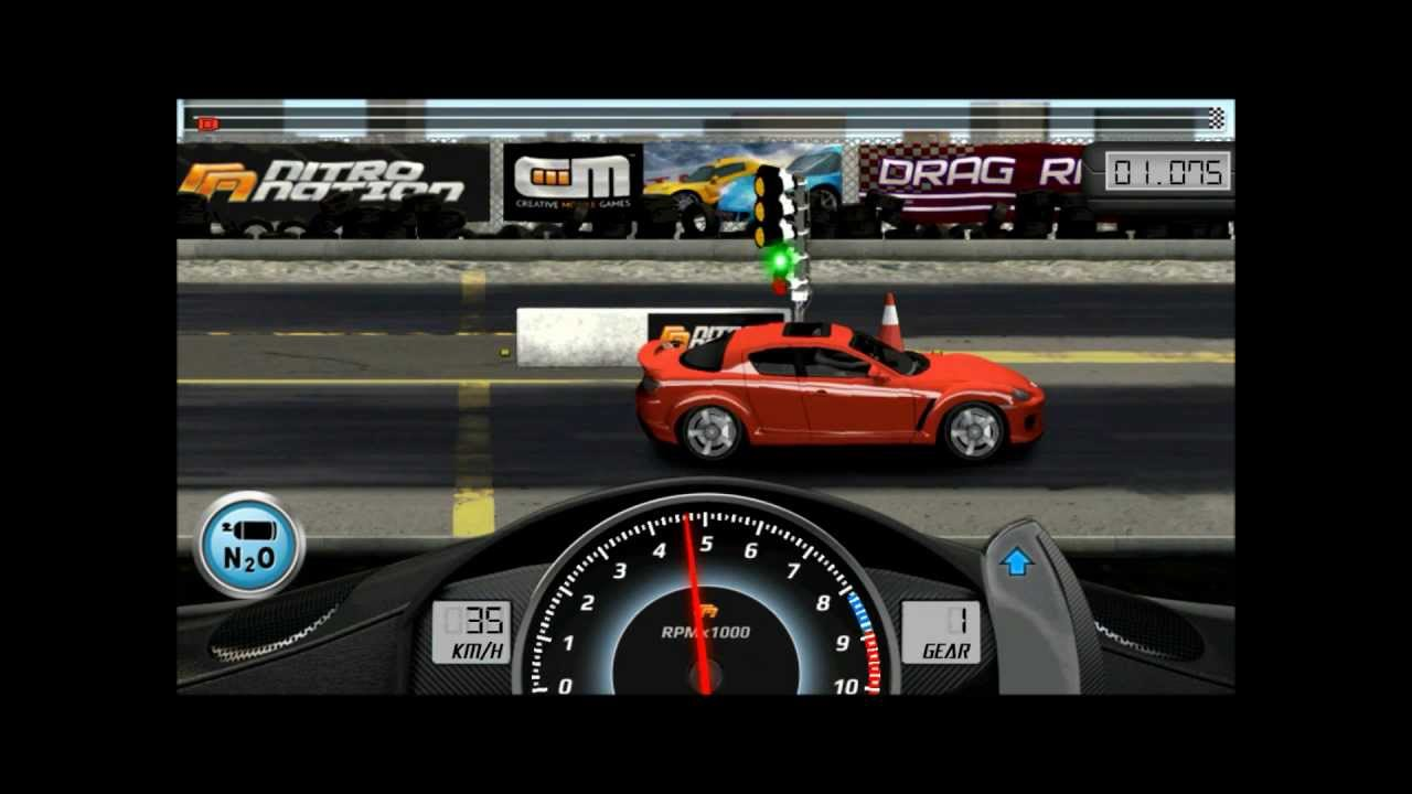 Best drag racing game on android