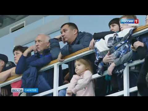 Борцы со всей России встретились на ринге в Саратове