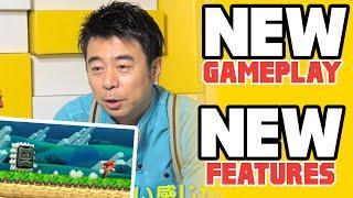 Super Mario Maker 2 GAMEPLAY Footage