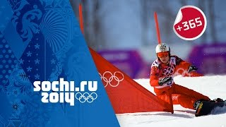 Nevin Galmarini's Sochi Memories | #Sochi365