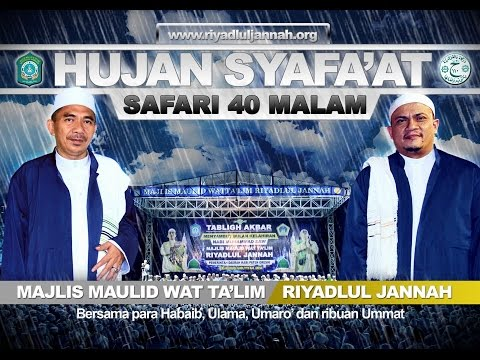 Qosidah Majlis Maulid Riyadlul Jannah Full Album