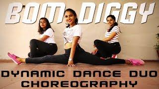 Bom Diggy Mi Gente DJ Turn It Up | DJ Shadow Mashup | Dynamic Dance Duo - Stafaband