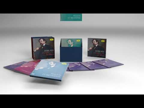 Claude Debussy Complete Works – Deutsche Grammophon (Trailer FR)